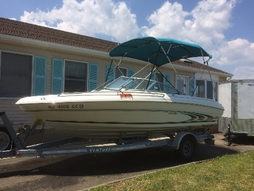 New Jersey : Sea Ray 190 Bowrider w/5 7L Engine : Run About